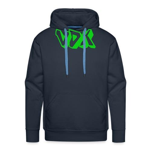 Vdk pet - Mannen Premium hoodie