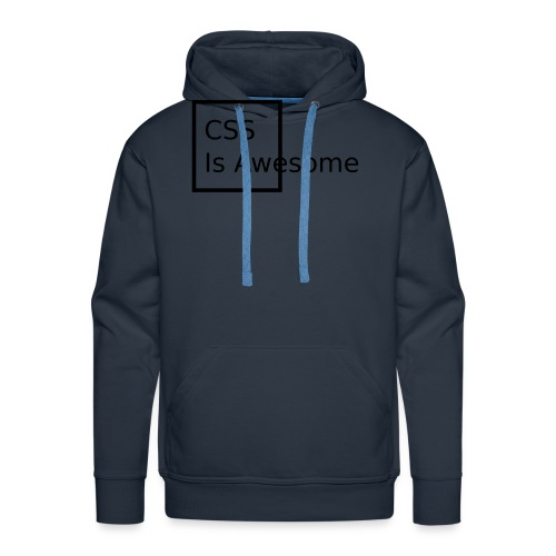 CSS Is Awesome - Männer Premium Hoodie