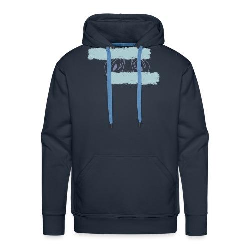 nieobcy domyślny - Bluza męska Premium z kapturem