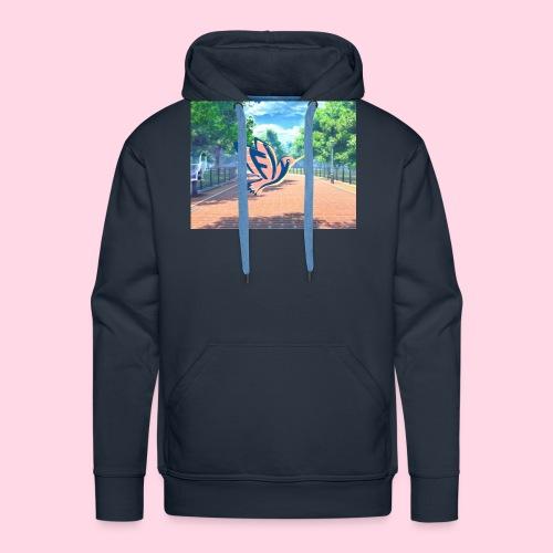 Logo FLY - Sweat-shirt à capuche Premium pour hommes