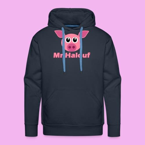Mr Halouf - Sweat-shirt à capuche Premium pour hommes