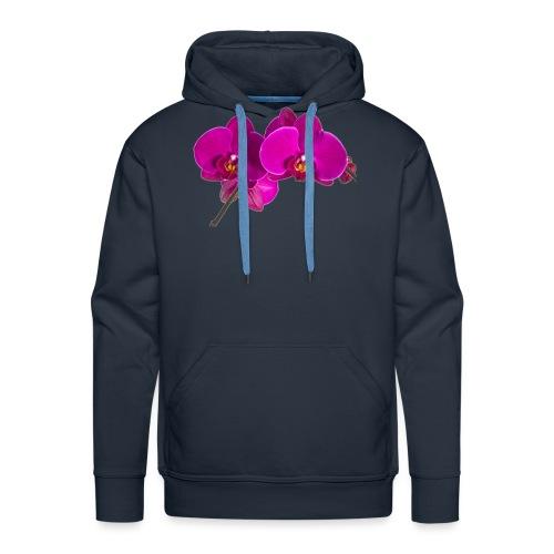Phalaenopsis - Männer Premium Hoodie