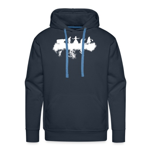 Into The Woods T-Shirt - Men's Premium Hoodie