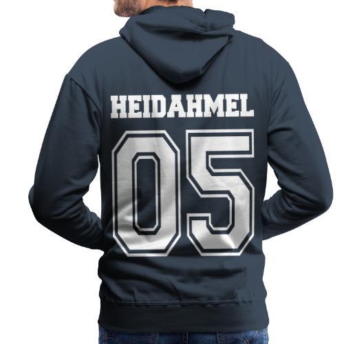 Heidahmel 05 - Männer Premium Hoodie