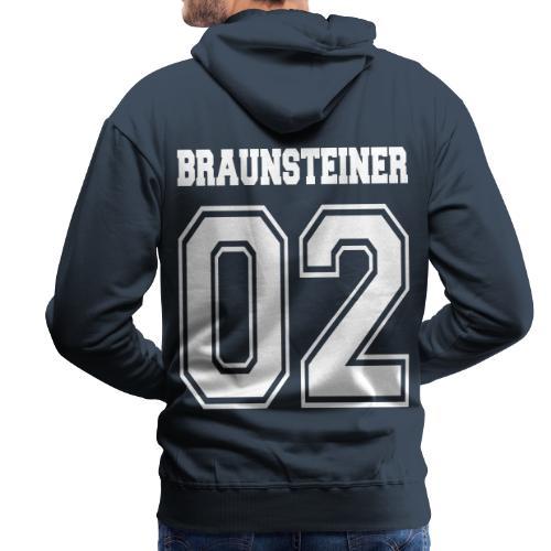 Braunsteiner 02 - Männer Premium Hoodie