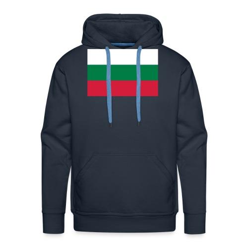 Bulgaria - Mannen Premium hoodie
