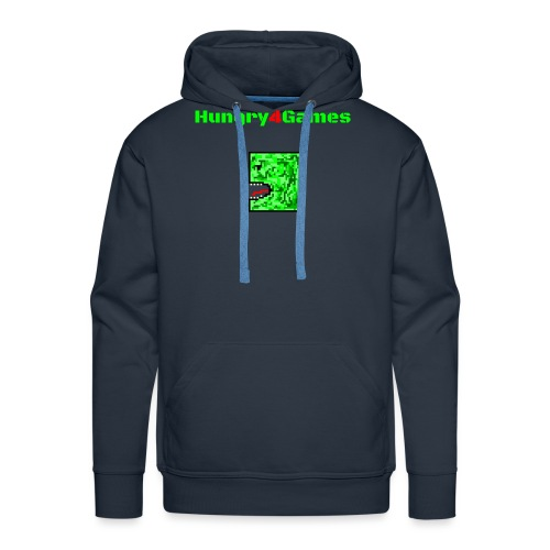 A mosquito hungry4games - Men's Premium Hoodie
