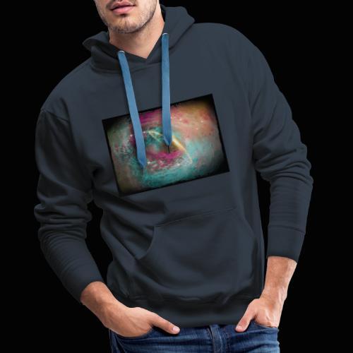universo - Sudadera con capucha premium para hombre