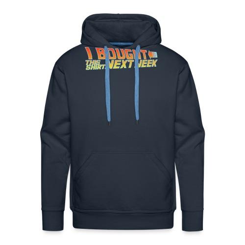 Back to Shirt - Männer Premium Hoodie