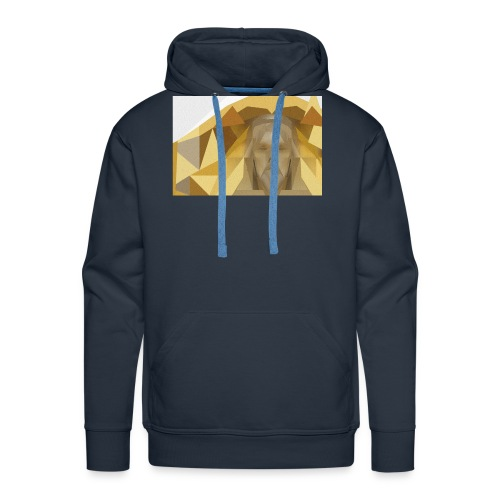 In awe of Jesus - Men's Premium Hoodie
