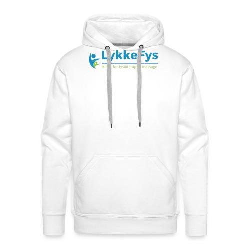Lykkefys Esbjerg - Herre Premium hættetrøje