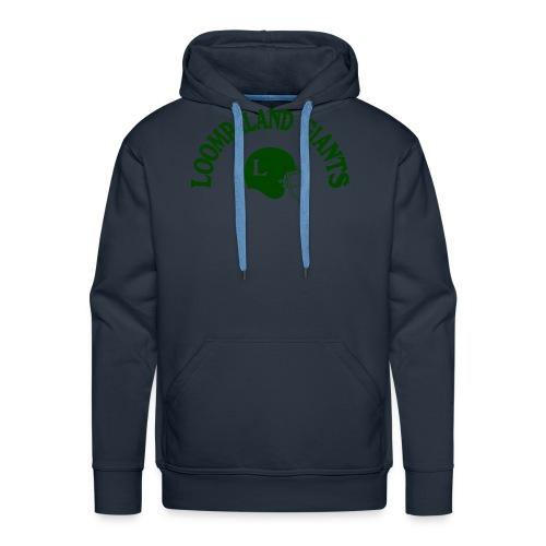 Willy Wonka heeft een team - Mannen Premium hoodie