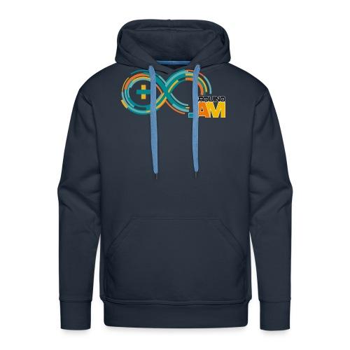 T-shirt Arduino-Jam logo - Men's Premium Hoodie