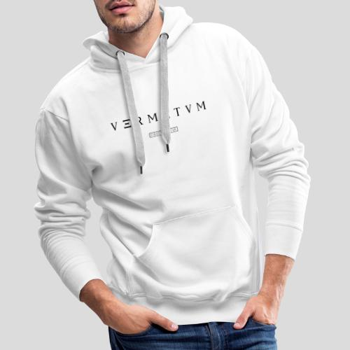 VERMETUM CLASSIC EDITION - Männer Premium Hoodie