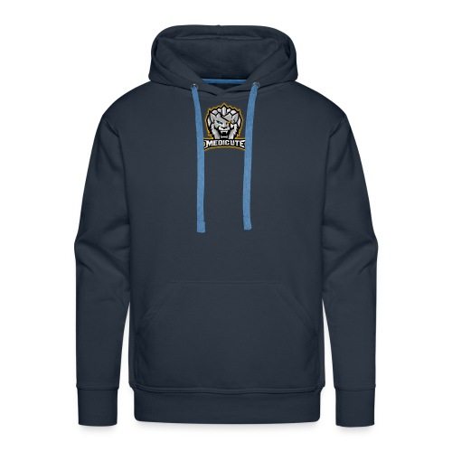 Medicute Custom Logo - Männer Premium Hoodie