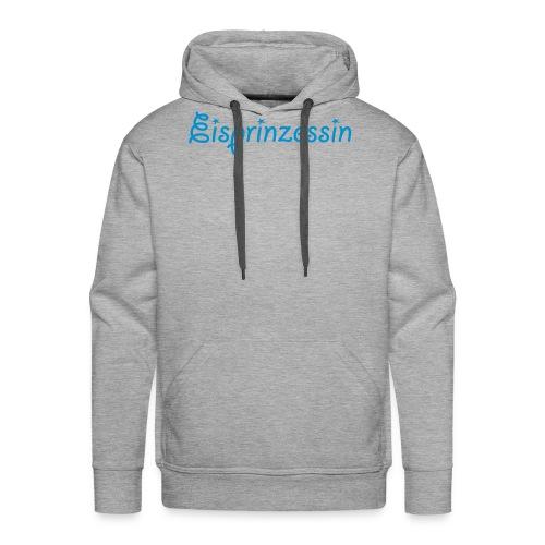 Eisprinzessin, Ski Shirt, T-Shirt für Apres Ski - Männer Premium Hoodie