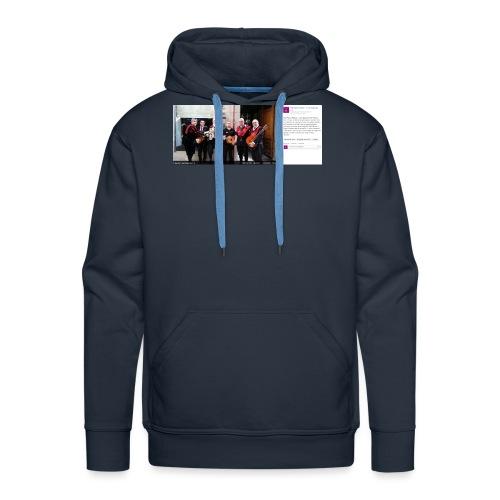 tunaTCR-jpg - Sudadera con capucha premium para hombre