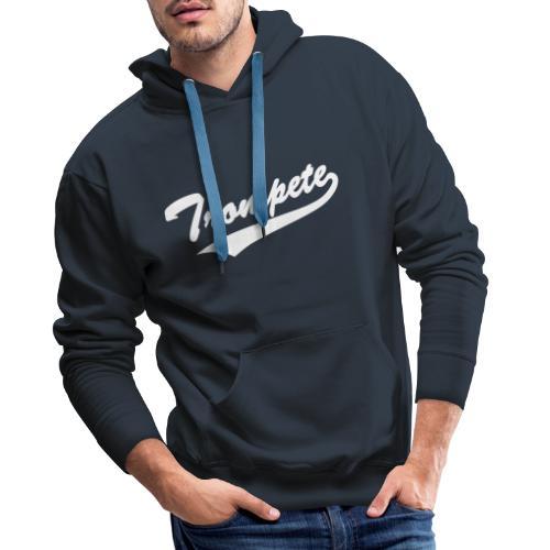 Trompete Baseball-Style - Männer Premium Hoodie