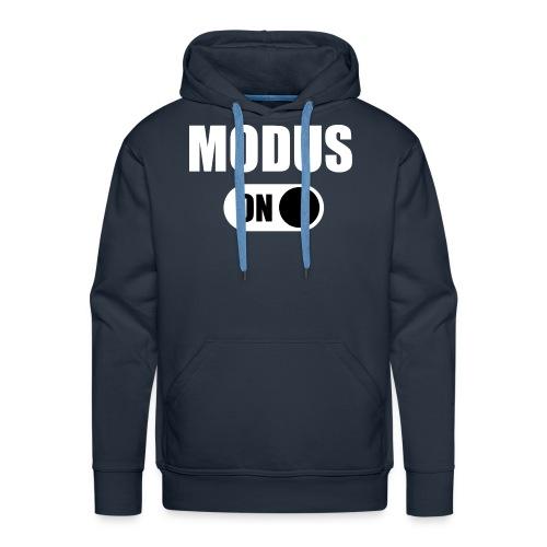 Modus on - Männer Premium Hoodie