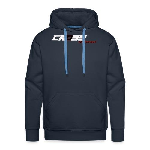 Crossinsider Hoodie - Mannen Premium hoodie