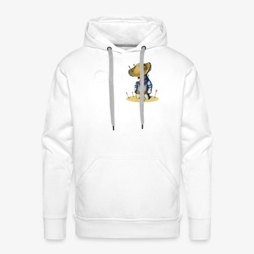 Badass Champi - Sweat-shirt à capuche Premium pour hommes