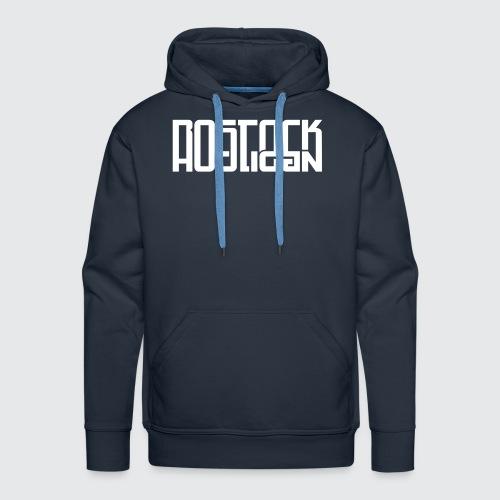 Rostock Hooligan - Männer Premium Hoodie