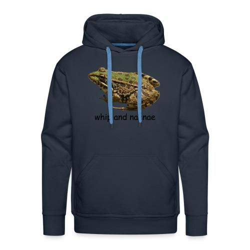 toad - Herre Premium hættetrøje
