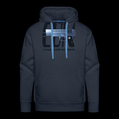 Tech Secrets 06 [CREATORS UNITE ORIGINAL] - Sweat-shirt à capuche Premium pour hommes