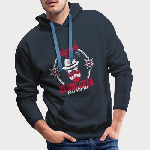 revoluzza austria - Männer Premium Hoodie