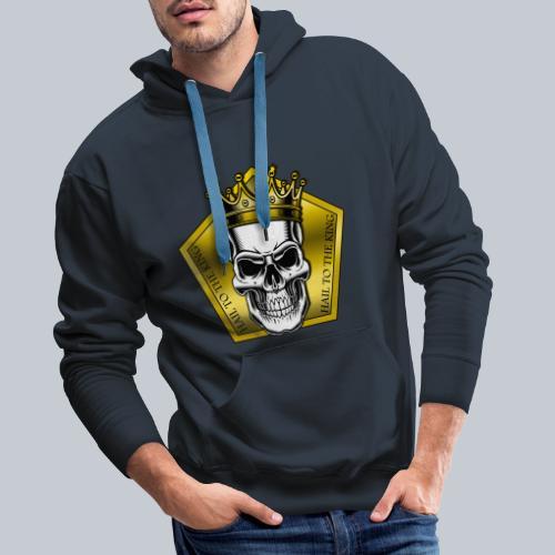 hail to the king - Männer Premium Hoodie