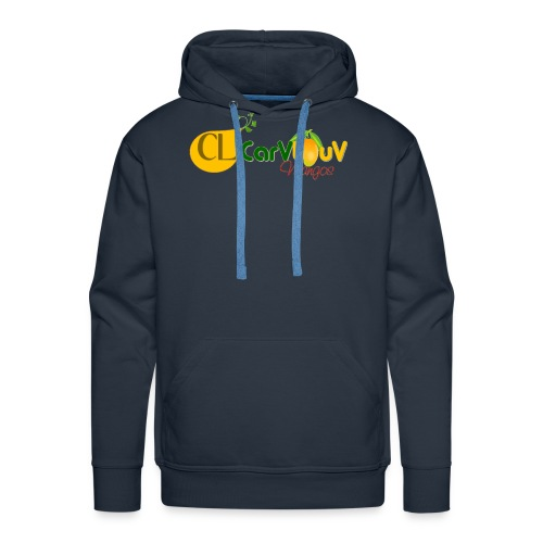 CarVlouV - Sudadera con capucha premium para hombre