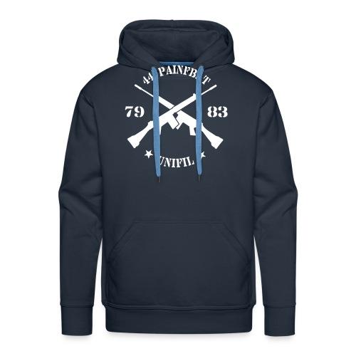 waitz06bunifilmouwzwart7983 - Mannen Premium hoodie