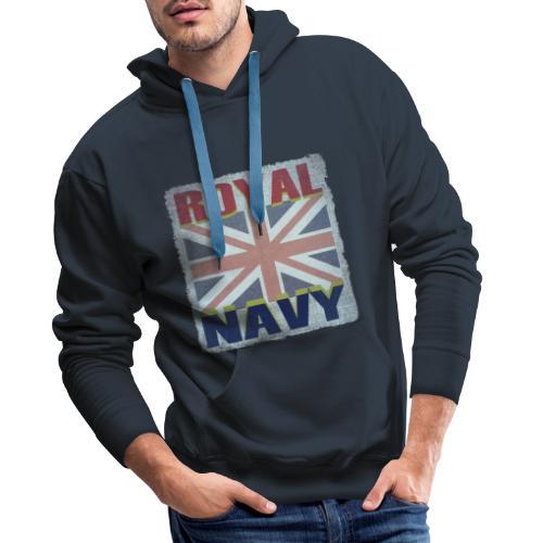 ROYAL NAVY - Men's Premium Hoodie