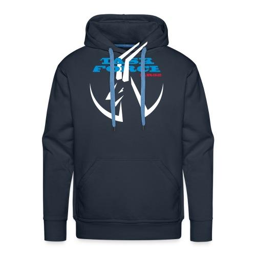 TaskForce Logo - Männer Premium Hoodie