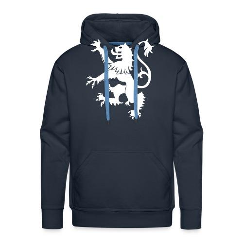 Scotland Rampamnt Lion - Men's Premium Hoodie
