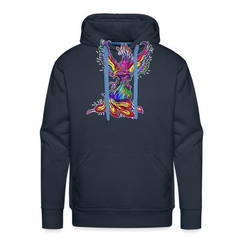 Rise Of The Phoenix - Mannen Premium hoodie