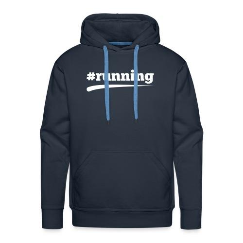 #RUNNING - Männer Premium Hoodie