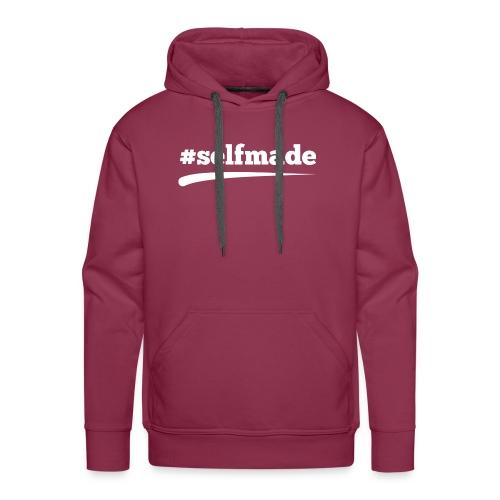 #SELFMADE - Männer Premium Hoodie
