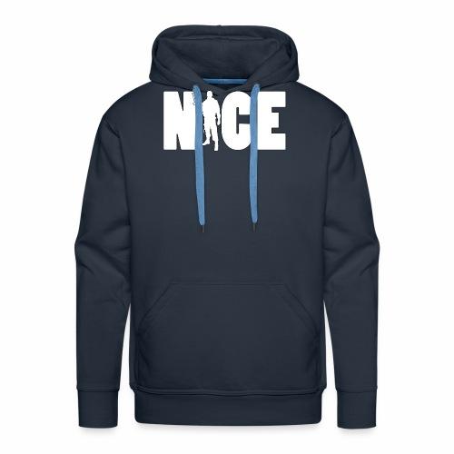 NICE Line - Männer Premium Hoodie