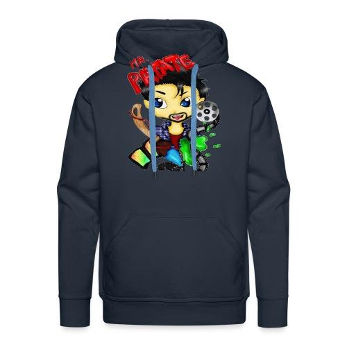 Mr Patate - Sweat-shirt à capuche Premium pour hommes