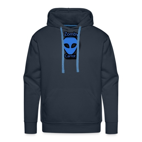 Zomby Carrot merch - Men's Premium Hoodie