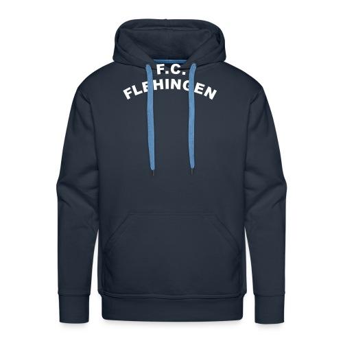FC Flehingen gebogen - Männer Premium Hoodie
