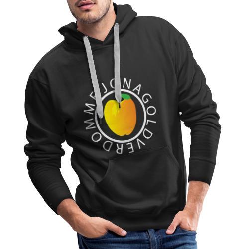 Jonagoldverdomme - Mannen Premium hoodie