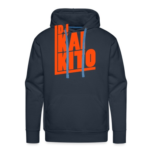 DJ Kai Kito Logo - Männer Premium Hoodie