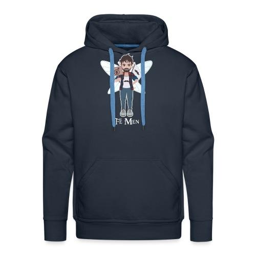 Fé Men - Sweat-shirt à capuche Premium pour hommes