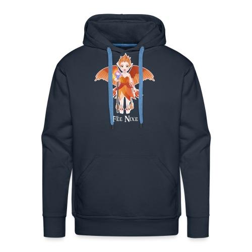 Fée Nixe - Sweat-shirt à capuche Premium pour hommes