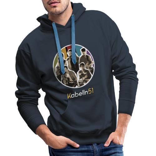 Band - Männer Premium Hoodie