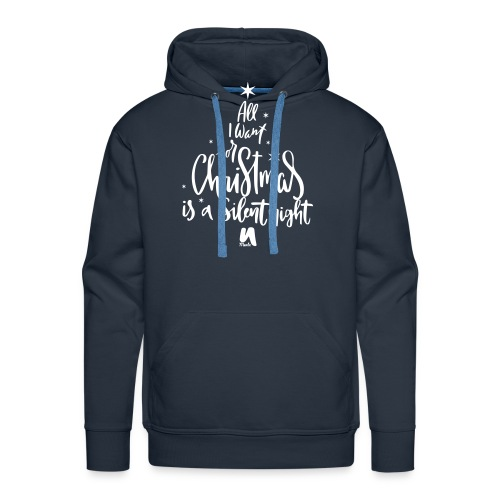 All I want for Christmas. - Men's Premium Hoodie