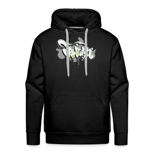 Mesk 2Wear graffiti style 7up ver02 - Herre Premium hættetrøje