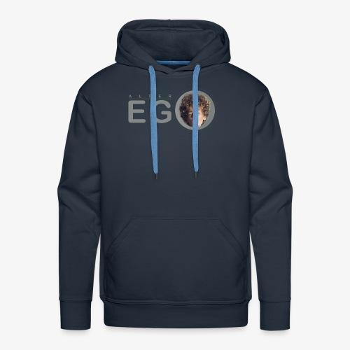 EGO - Sudadera con capucha premium para hombre